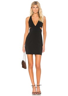 Jay Godfrey Krooger Mini Dress