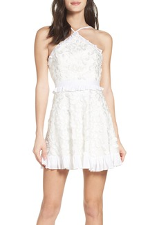Jay Godfrey Merritt Lace Dress