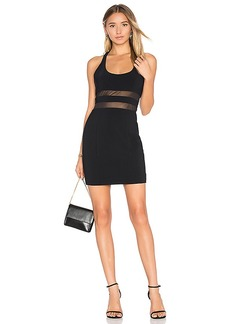 Jay Godfrey Perot Dress in Black. - size 0 (also in 2,6)