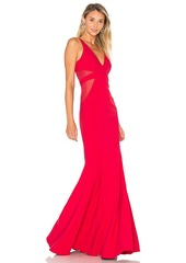 Jay Godfrey Rockefeller Gown