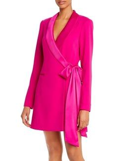 Jay Godfrey Roxy Cr�pe Blazer Dress