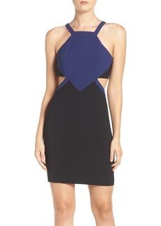 Jay Godfrey Walker Cutout Body-Con Dress