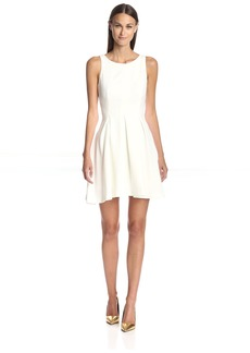 Jay Godfrey Women's Simple Fit-and-Flare Dress