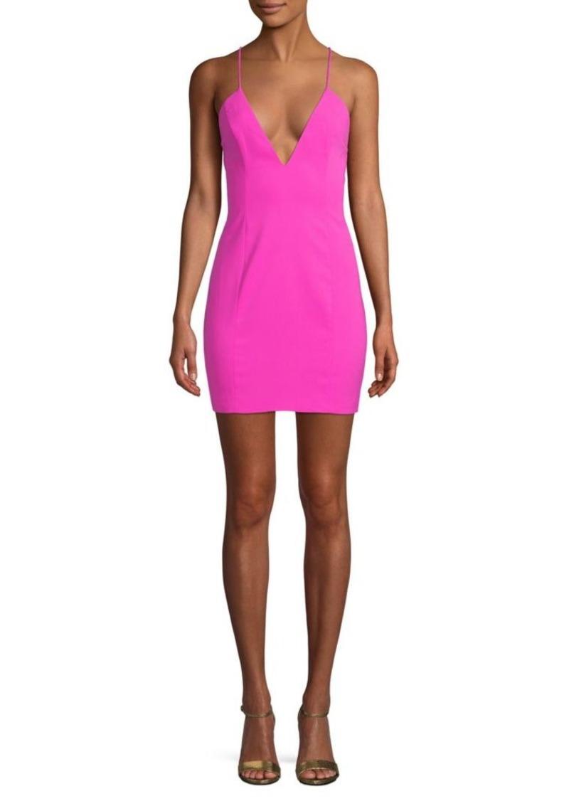 Jay Godfrey Kenora Mini Dress