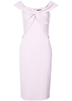 Jay Godfrey knotted dress