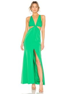 Jay Godfrey Laval Gown