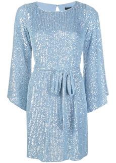 Jay Godfrey Maggie sequinned mini dress