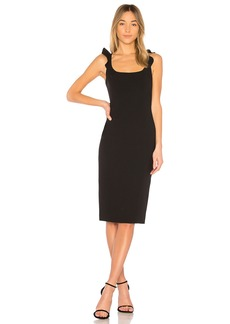 Jay Godfrey Marois Midi Dress