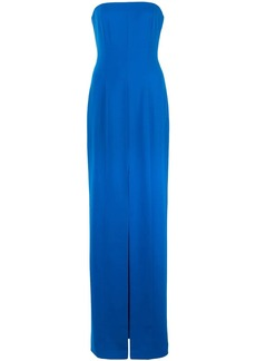 Jay Godfrey Martell strapless gown