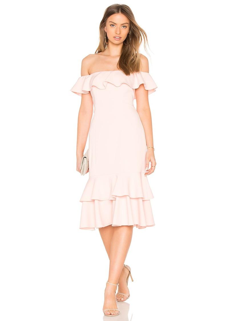 c7b7827aefae8 Jay Godfrey Momoa Midi Dress | Dresses