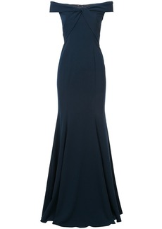 Jay Godfrey off shoulder gown