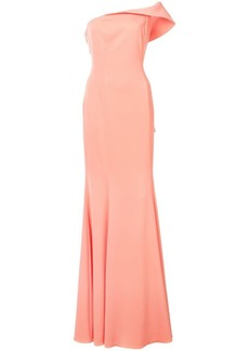 Jay Godfrey one shoulder gown