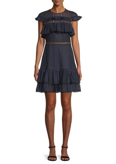 Jay Godfrey Renly Mini Dress