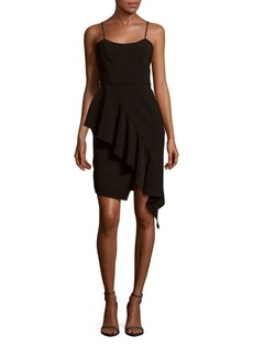 Jay Godfrey Romero Spaghetti Strap Sheath Dress