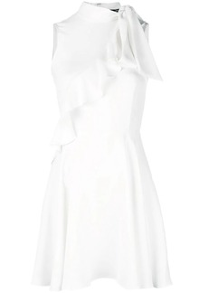 Jay Godfrey ruffled neck dress