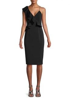 Jay Godfrey Walder Midi Dress