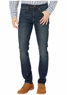 J.Crew 250 Skinny-Fit Stretch On Demand Jeans in Dark Worn-In Wash