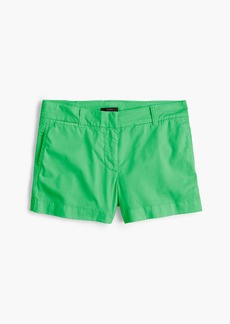 "J.Crew 3"" stretch chino short"