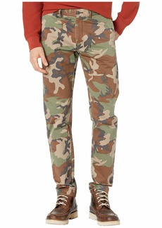 J.Crew 484 Slim-Fit Pant in Camouflage Broken-In Chino