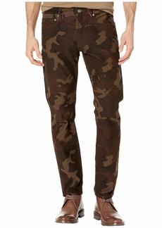 J.Crew 484 Slim-Fit Pant in Camouflage Corduroy