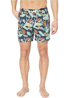 "J.Crew 6"" Tropical Garden Trunks"