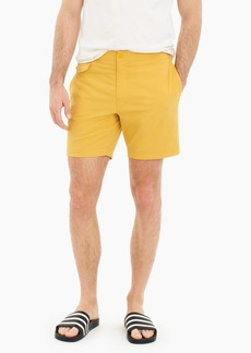 "J.Crew 7"" eco pool short"