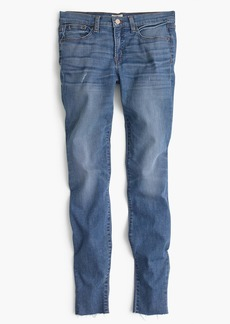 "Petite 8"" toothpick jean in Bryson wash"