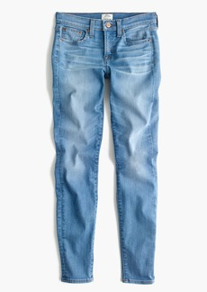 """8"""" Toothpick jean in Chimney wash"""
