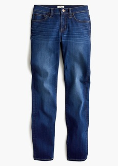 "J.Crew 8"" toothpick jean in medium wash"