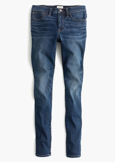 "J.Crew 8"" toothpick jean in Vista wash"