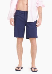 "J.Crew 9"" stretch eco pool short in solid"