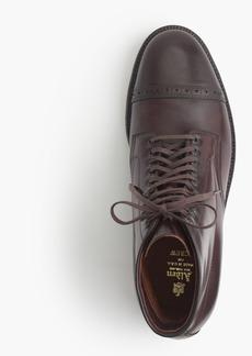 Alden® for J.Crew cap-toe cordovan boots