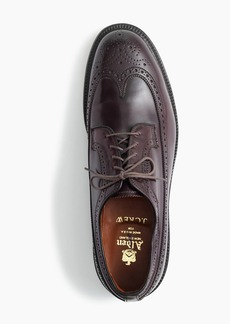 Alden® for J.Crew shell cordovan longwing bluchers