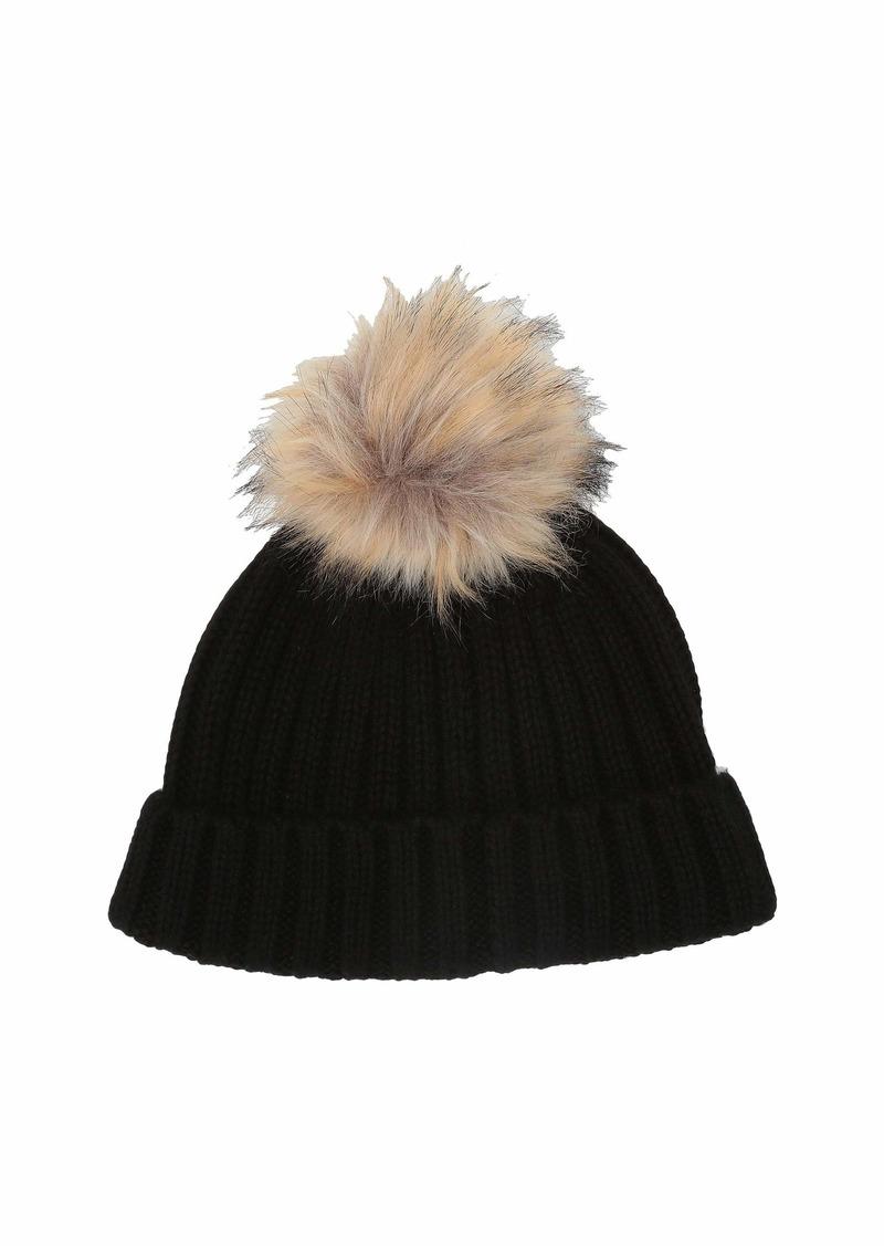 J.Crew Allen Yarn Solid Pom-Pom Hat