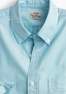 211b8b8cfa45c J.Crew Slim American Pima cotton oxford shirt with mechanical stretch in  stripe