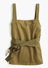 Jcrew apron tank top abv6a294be7 a