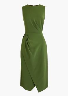 J.Crew Asymmetrical sheath dress