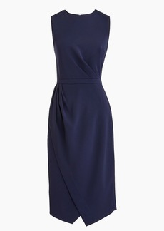 J.Crew Asymmetrical sheath dress
