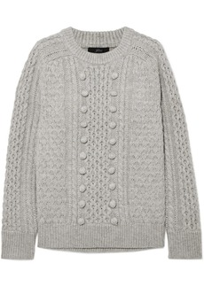 J.Crew Azra Cable-knit Sweater