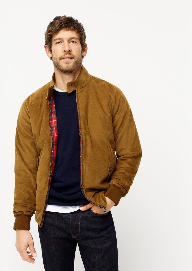 J.Crew Baracuta® G9 jacket in winter corduroy
