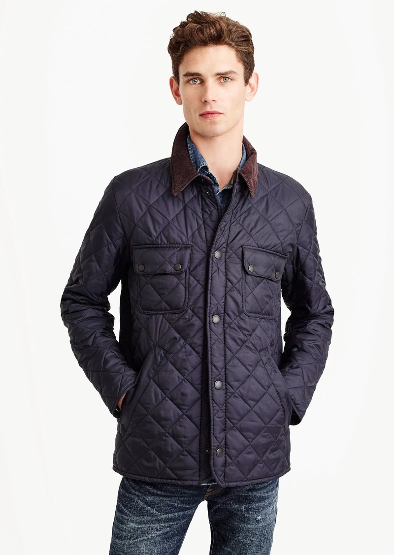 J.Crew Barbour® tinford jacket