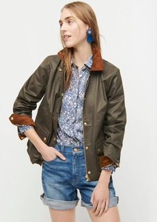 J.Crew Barn Jacket™  with Liberty® floral print