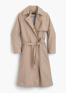 J.Crew Belted trench coat