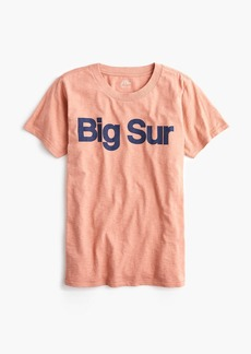 "J.Crew ""Big Sur"" T-shirt"