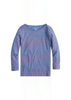 J.Crew Boatneck Painter T-Shirt in Stripe
