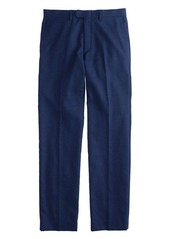 J.Crew Bowery classic pant in glen plaid wool