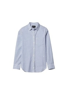 J.Crew Boy Shirt in Seersucker