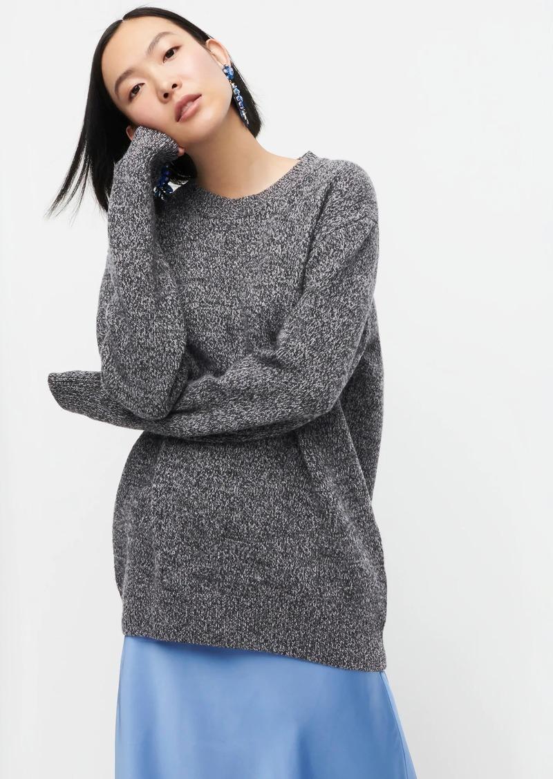 J.Crew Boyfriend crewneck sweater