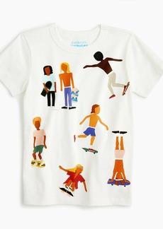 J.Crew Boys' crewcuts x Isabel Bacon T-shirt