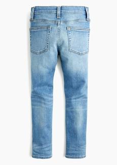 J.Crew Boys' Dakota wash runaround jean in skinny fit